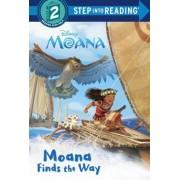 Moana Deluxe Step Into Reading #1 (Disney Moana)