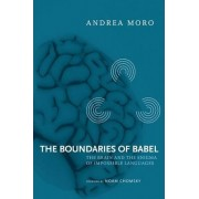 The Boundaries of Babel by Andrea Moro