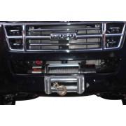 SUPPORT DE TREUIL ISUZU D-MAX - accessoires 4X4 MISUTONIDA