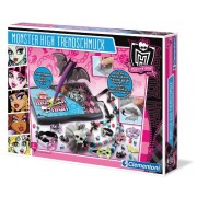 Clementoni 69199.9 - Kit crea cosmetici Monster High
