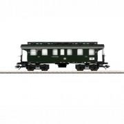 43060 - Märklin H0 - Segundo vagones de pasajeros de coches de bogies Clase DB producción en serie con compartimento de carga 3