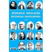 Stiintele educatiei- Dictionar enciclopedic vol. II