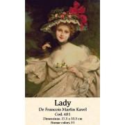 Lady (kit goblen)