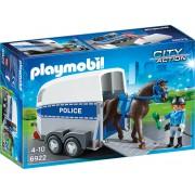 PLAYMOBIL - REMORCA CU CAL (PM6922)