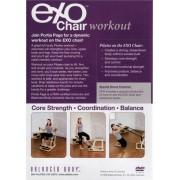 DVD Pilates Exo Chair Workout