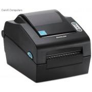 Bixolon SLPDX420E Charcoal USB Direct thermal Label printer