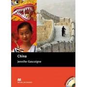 Macmillan Readers China Intermediate Reader & CD Pack by Jennifer Gascoigne