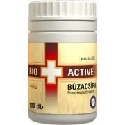 Bio+Active Búzacsíra kapszula 100 db - Flavin7