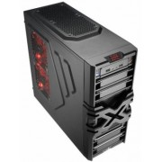 Aerocool Strike-X ONE - Midi-Tower Black