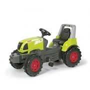 Rolly Toys 700233 - Trattore a Pedali Farmtrac, Claas Arion 640