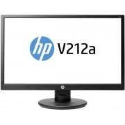 "Monitor LED HP 20.7"" V212a, Full HD (1920 x 1080), VGA, DVI-D, 5 ms, Boxe (Negru)"