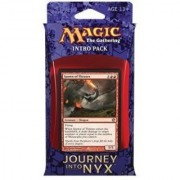 Magic the Gathering (MTG) Journey Into Nyx Intro Pack / Theme Deck - Voracious Rage - Red (Includes 2 Booster Packs)