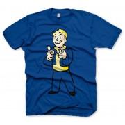 Fallout Vault Boys Charisma Тениска - Размер XL