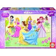 Educa - 15297 - Puzzle Classique - 200 - Princesses