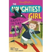 Naughtiest Girl Saves the Day by Enid Blyton