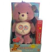 10 Care Bears Share Bear Plush with VHS Video Cartoon