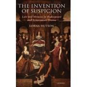 The Invention of Suspicion by Lorna Hutson