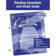 United States Government, Democracy in Action Reading Essentials and Study Guide by McGraw-Hill Education