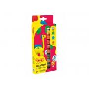 Plastilina 10 culori/set Jovi