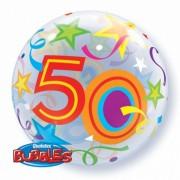 Folieballon helium 50 jaar