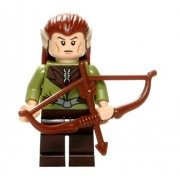 LEGO 79004 The Hobbit Barrel Escape Mirkwood Elf Guard Minifig Minifigure