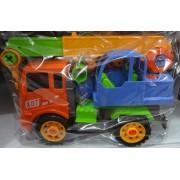 Műanyag daruskocsi X.Q.T gyerekjáték - No.8802