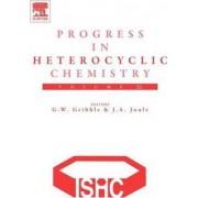 Progress in Heterocyclic Chemistry: Vol. 22 by Gordon W. Gribble