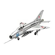 Revell Mig-21 F-13 Fishbed C Aircraft Model