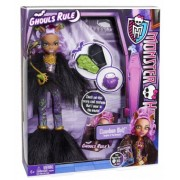 Monster High Ghouls Rule Clawdeen Wolf X3715