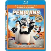 Penguins of Madagascar BluRay Combo 3D+2D 2014