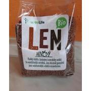BIO ľanové hnedé semienko 300 gramov
