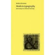 Modern Typography by Robin Kinross