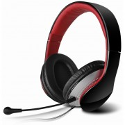 Auriculares Edifier K830-Negro Con Rojo