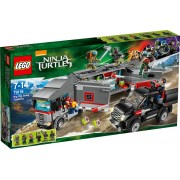LEGO Turtles Big Rig Sneeuwontsnapping - 79116