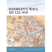 Hadrian's Wall AD 122-410 by Nic Fields