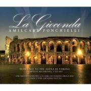 A. Ponchielli - La Gioconda (0090204815074) (3 CD)