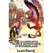 The Illustrated Alice's Adventures in Wonderland by Lewis Carroll