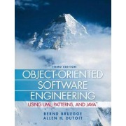 Object Oriented Software Engineering Using UML, Patterns, and Java by Bernd Bruegge