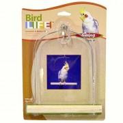 PENN PLAX BIRD LIFE Houpačka dřevěná pro korely 18x24cm