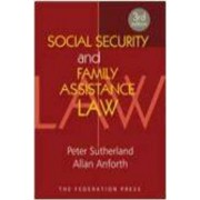 Social Security and Family Assistance Law by Peter Sutherland