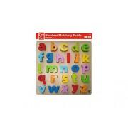 Hape - E1503 - Puzzle En Bois De L'alphabet En Minuscules