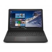 Laptop Dell Inspiron 7559 15.6 inch Ultra HD Touch Intel Core i7-6700HQ 16GB DDR3 1TB HDD 128GB SSD nVidia GeForce GTX 960M 4GB Windows 10 Black