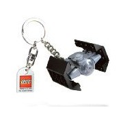 LEGO 4520686 Star Wars Tie Fighter Bag Charm (Rare, Limited & Exclusive Item)