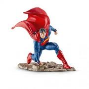 Schleich 2522505 Superman in Ginocchio Figurina