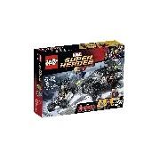 Lego Marvel Heroes Bosszúállók - Leszámolás Hydrával 76030