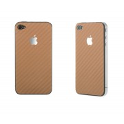 iPhone 4 serie Carbon (Guld)