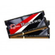 G.Skill RipJaws SO-DIMM 16 Go (2 x 8 Go) DDR3 1866 MHz CL10, Kit Dual Channel DDR3 PC3-14900 F3-1866C10D-16GRSL