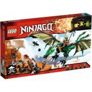 LEGO 70593 De groene NRG draak