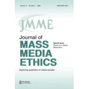 The Search for a Global Media Ethic by Jay Black