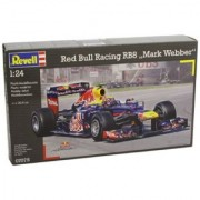 Revell Of Germany 07075 1/24 F1 Red Bull Racing RB8 (Webber)